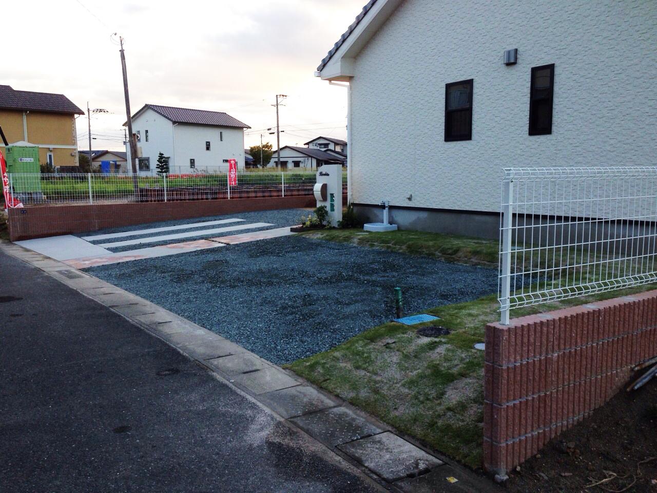 佐賀市駐車スペースの確保!カーポート