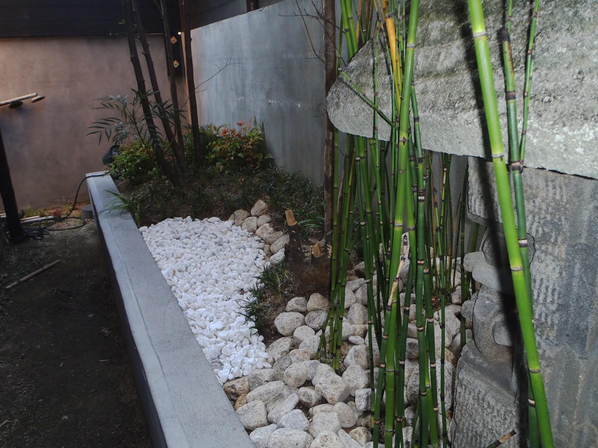久留米市荒木町既存のステキなお庭に…